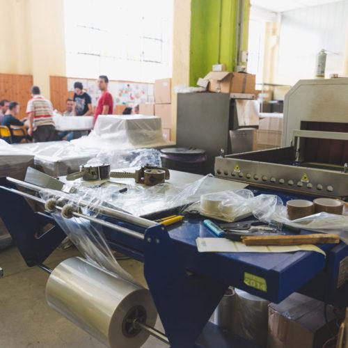 La Cooperativa: particolare-Daily work-Trabajo diario