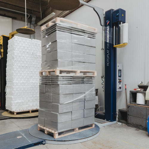 Bancale di Ice Box-Ice Box pallet-Ice Box Palet