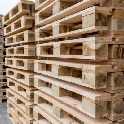 Pallet in legno-Wooden pallets-Palet de madera