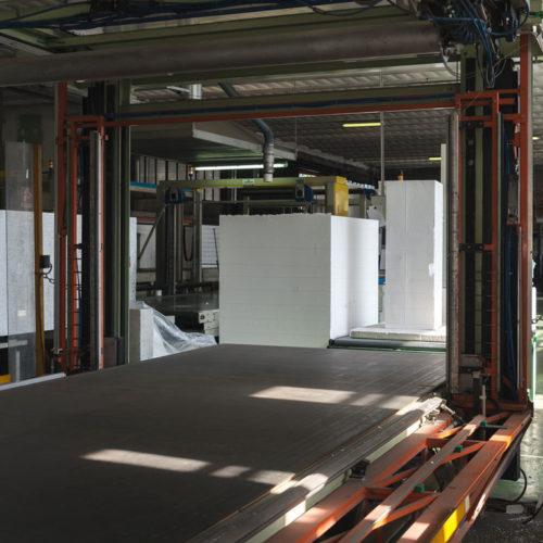 Linea di taglio per EPS-Machinery for EPS processing-Maquinaria para procesamiento de EPS